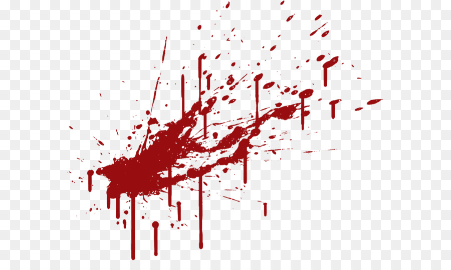 Blood Splatter Png Transparent Background 2019