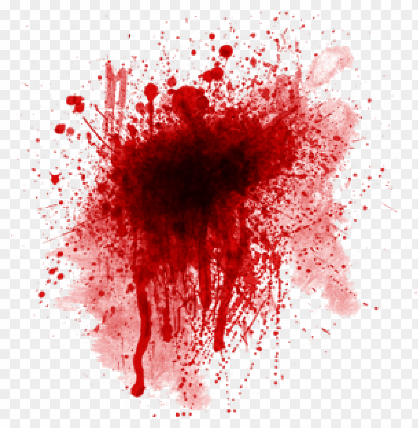Blood Splatter Png Transparent Background 2020