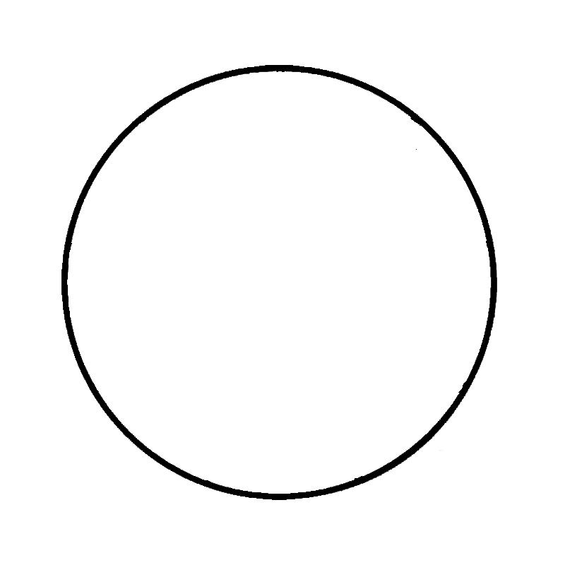 Circle Png Transparent Background