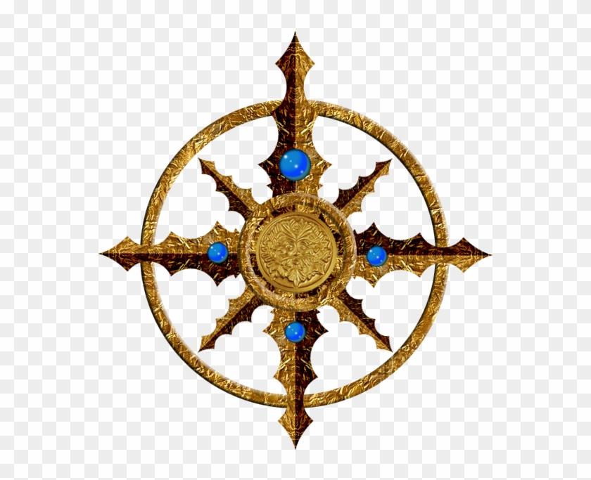 Fantasy Compass Rose Png