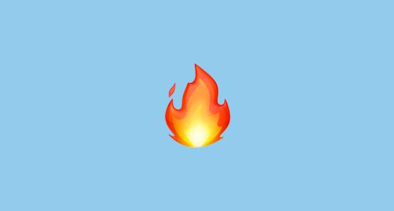 Fire Emoji Png