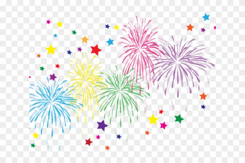 Fireworks Clipart Png