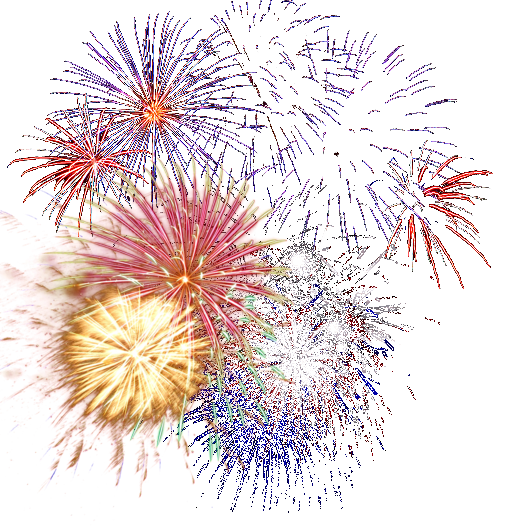 Fireworks PNG Transparent Background 2019