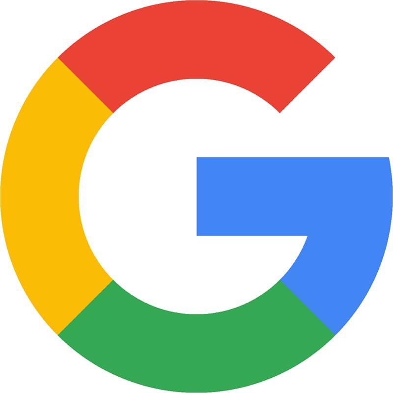 Google Logo PNG Transparent Background 2020