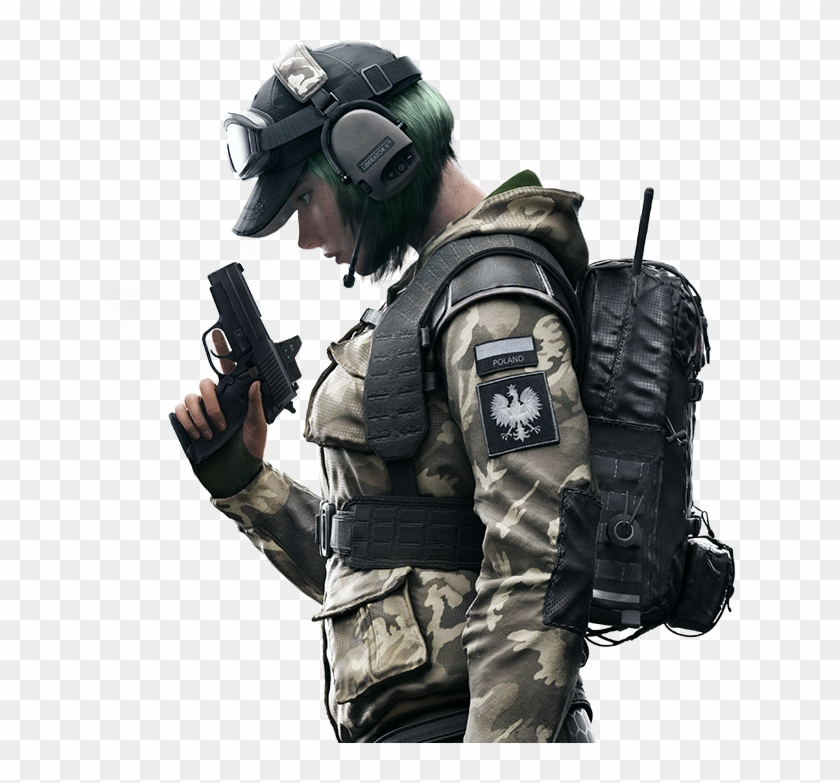 Rainbow Six Siege Png