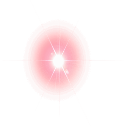 Lens Flare Png Red