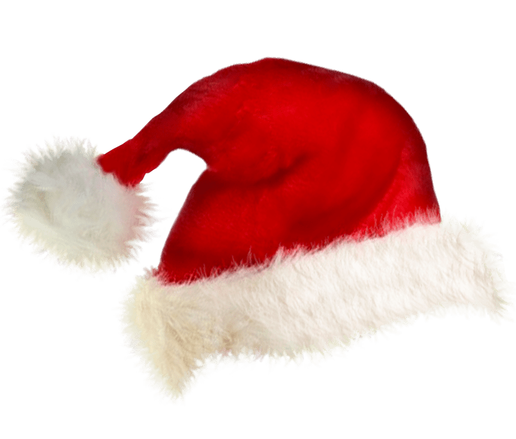 Santa Hat Transparent Background Png 2019