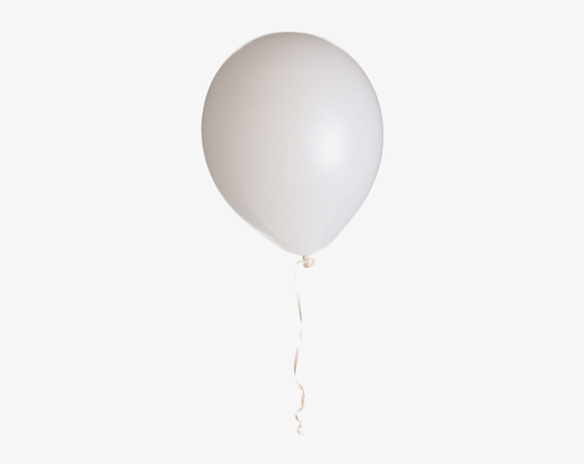 White Balloons Png