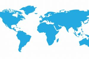 World Map Png Transparent Background