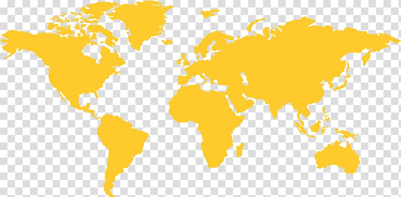World Map Png Transparent Background 2020