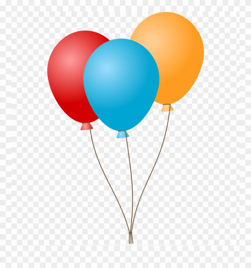 Balloons Clipart Png