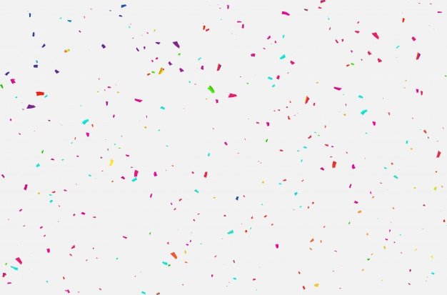 Pink Confetti Png